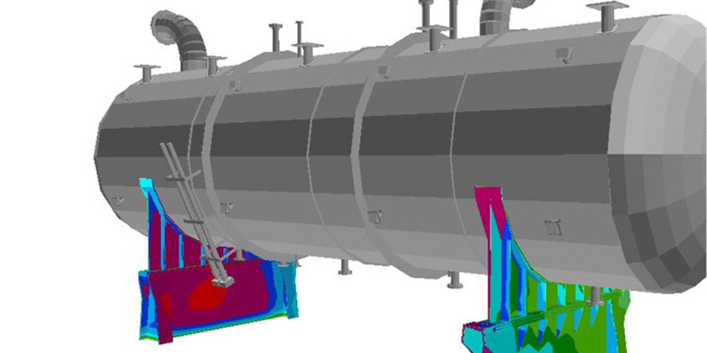Oil and gas fire protection software from DNV GL - Kameleon FireEx - KFX Usfos