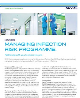 Managing Infection Risk