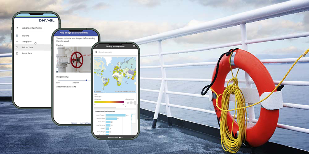 ShipManager QHSE – Mobile Inspection App