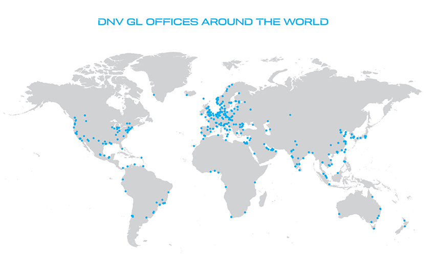 DNV GL worldnetwork